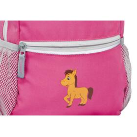 CAMPZ Pony 10L Rucksack Kids pink